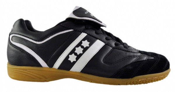 Indoor Shoes Champ-In Unisex Black / White Size 38
