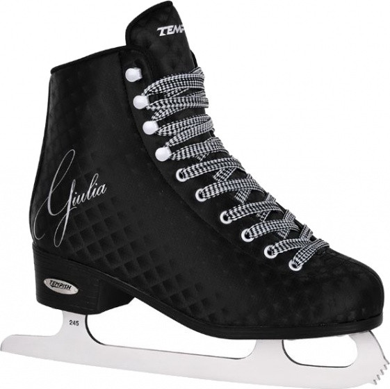 Figure Skating Giulia Ladies Black Size 42