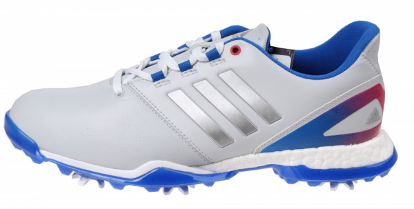 Golf Shoes Adipower Boost 3 Women Gray Size 36 2/3