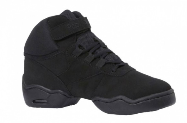 Dance Sneakers Splitzool Ladies Black Size 38