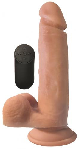 Realistic Vibrating Dildo With Suction Cup