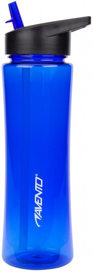 Drinking Bottle Unisex 0.66 Liter Blue