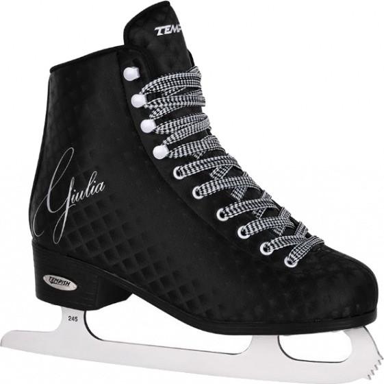 Figure Skating Giulia Ladies Black Size 43