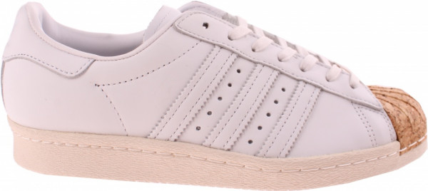 Sneakers Superstar 80'S Cork Ladies White Size 42