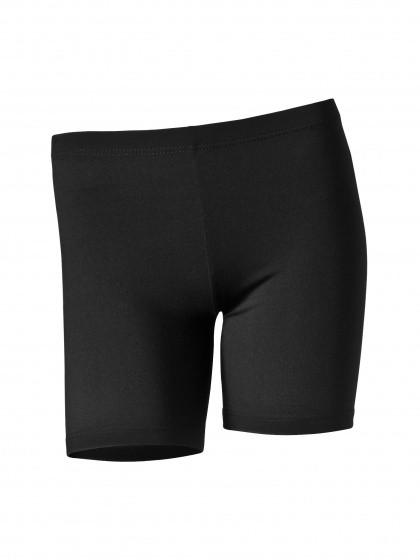 Bike Pant Sport Short Black Size Xl