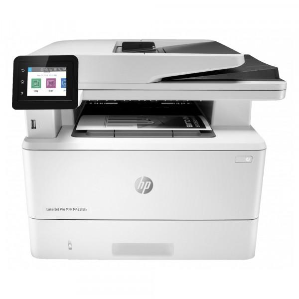 L HP Laserjet Pro M428fdn - Laser - Monodruck - 1200 X 1200 Dpi - Monokopie - 900 Blätter - A4