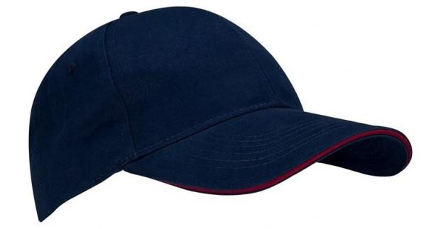Baseballcap Sandwich Junior Navy Blue