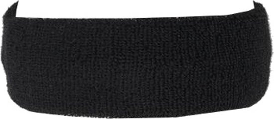 Hair Band Unisex Black