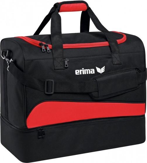 Sports Bag Club 1900 2.0 Black / Red 89 Liters