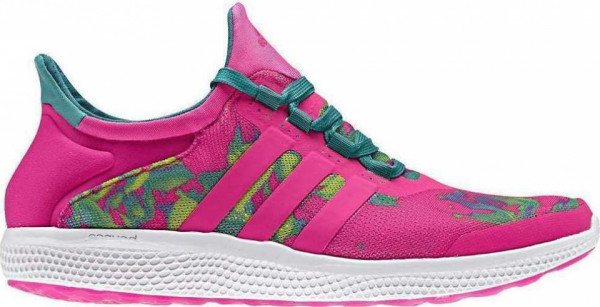 Running Shoes Climachill Sonic Boost Pink Ladies Mt 36