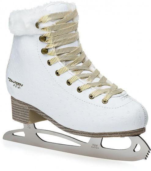 Art Skating Fine Ladies White Size 42