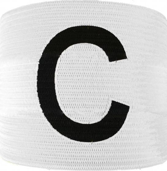 Commander Band C Senior White