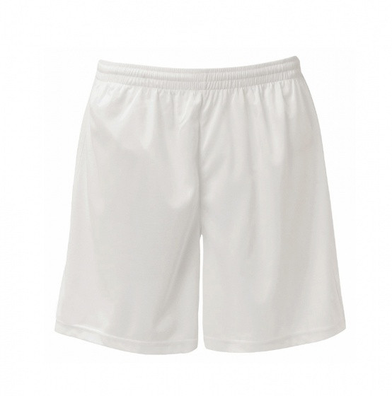 Case Shorts Unisex White Size S