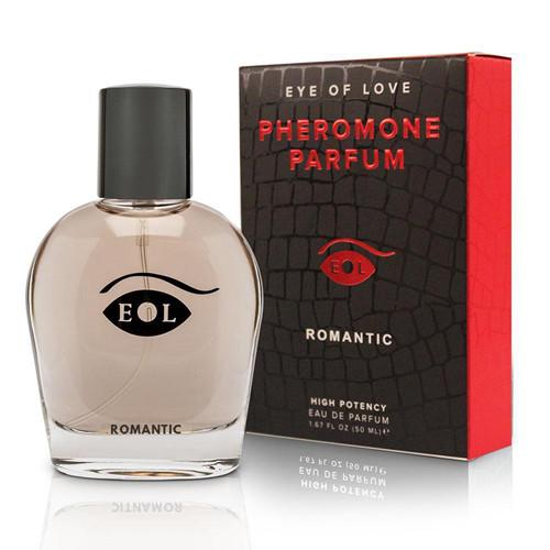 Romantic Pheromones Perfume - Man/Woman