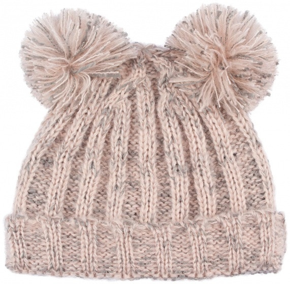 Hat Anna Girls Pale Pink Size One Size
