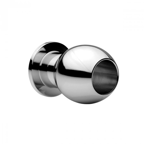 Medium Abyss - Steel Hollow Anal Plug