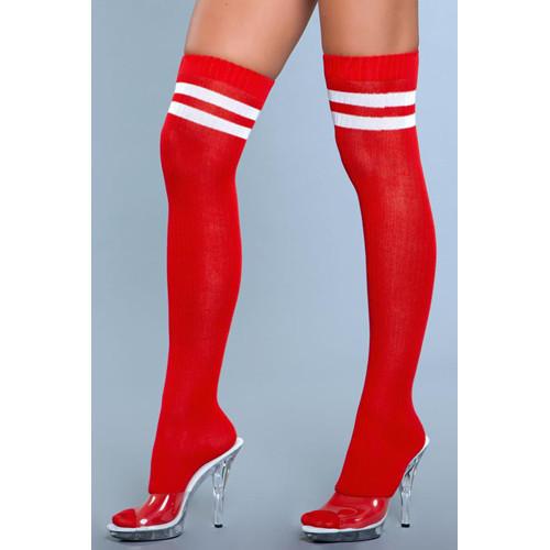 Going Pro Socks - Red