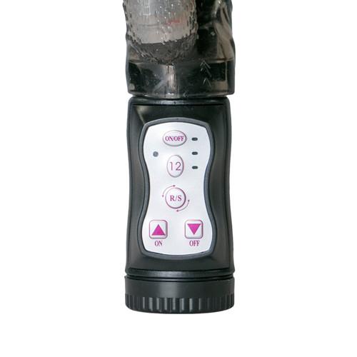Easytoys Black Bunny Vibrator
