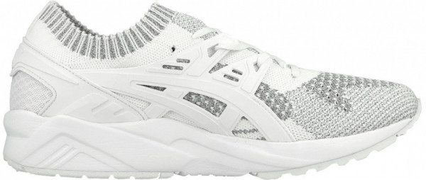 Trainers Gel Kayano Trainer Knit Men's White / Gray Size 39,5