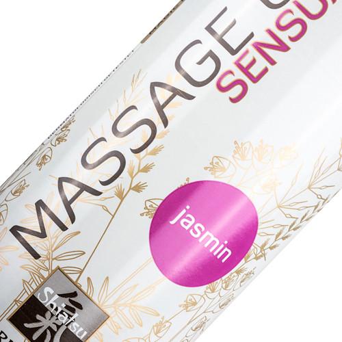 Shiatsu Massage Oil - Sensual Jasmin