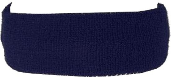 Hair Band Unisex Navy
