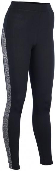 Running Pants Ladies Black / Gray Size 38
