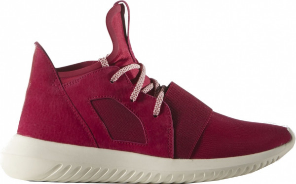 Sneakers Tubular Defiant Ladies Red Size 36