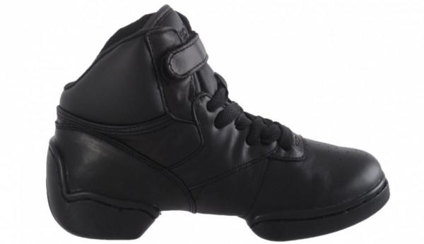 Dance Sneakers Split Sole High Model Black Size 44