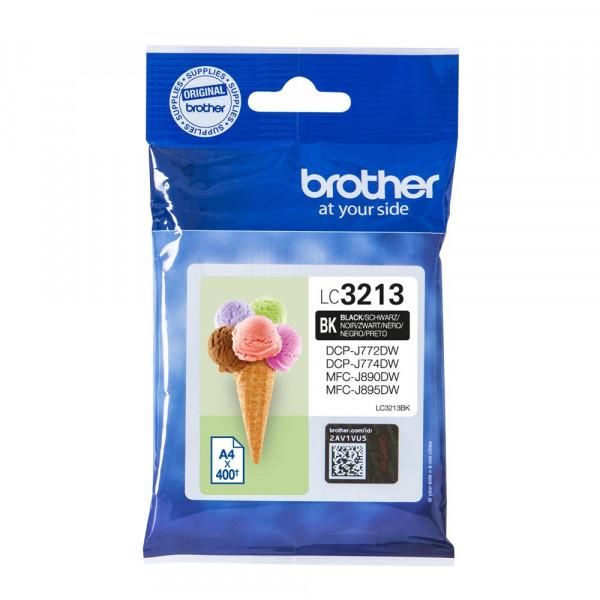 Tinte Brother Lc3213bk Black Hc