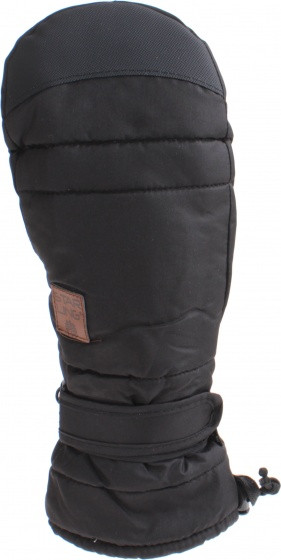 Ski Mitts Deluxe Nieve Black Size 9 / L