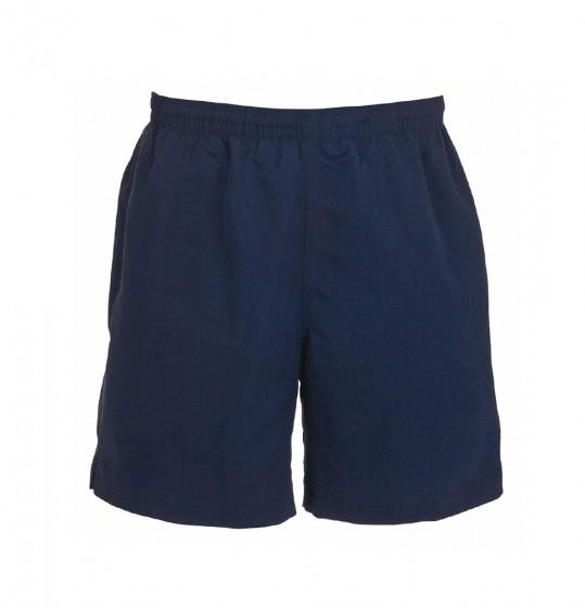 Custer Shorts Unisex Blue Size Xl