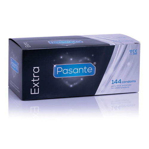 Pasante Extra Condoms 144pcs