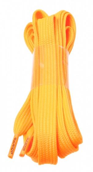 Shoe Laces Flat Orange 130 cm