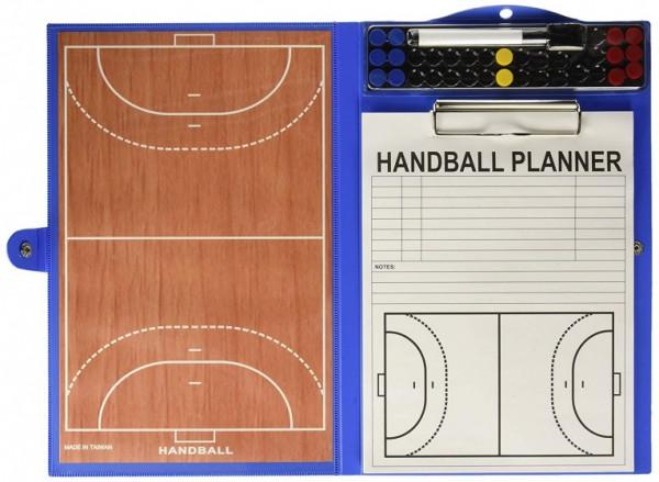 Coachmap Handball Magnetic 36 cm Blue