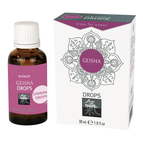 Geisha Drops - Stimulant