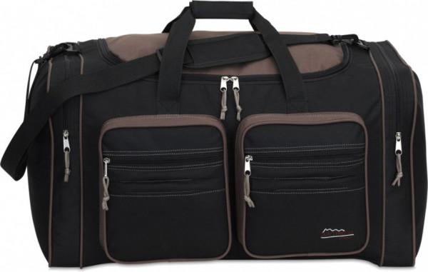 Sports Bag Southwest Bound 71.5 Liters Black / Brown