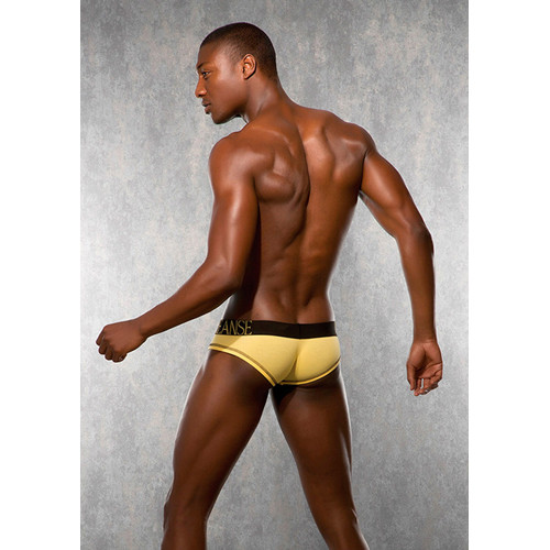 Mens Briefs - Yellow