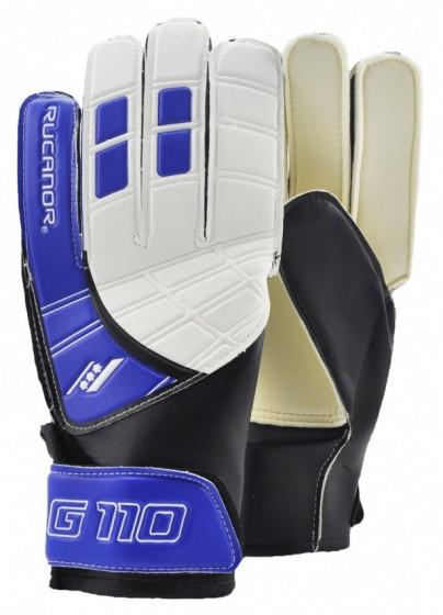 Goalkeeper Gloves G110 Blue / White Size 8