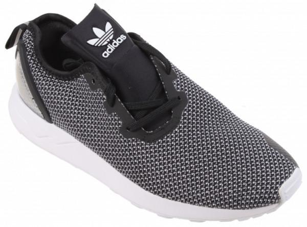 Sneakers Zx Flux Adv Asym Men's Black/White Size 36 2/3