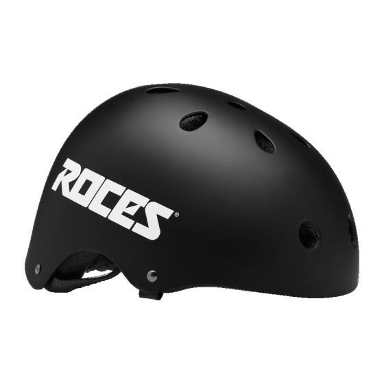 Aggressive Helmet Junior Black Size 48-52