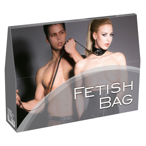 Fetish bag - 7-teiligen fetish-wundertüte