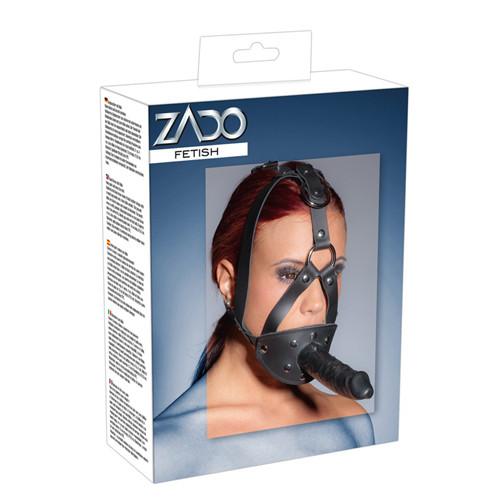 Head Harness with dildo