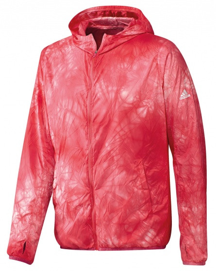 Outdoor Jacket Kanoip Packed Dye Men Red Size S