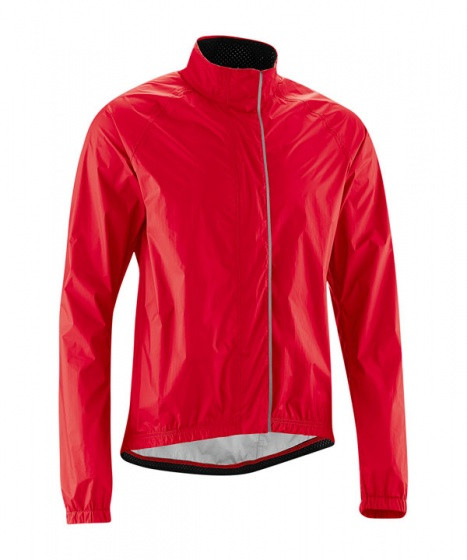 Raincoat Ares Men Red Size S