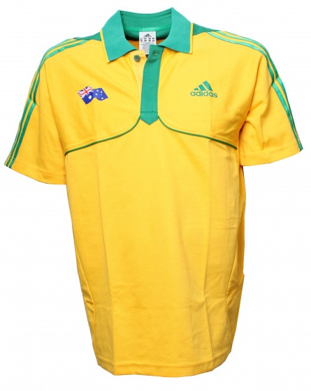 Polo Australia Yellow Men Size Xs