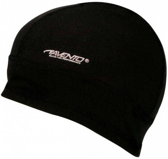 Sports Hat Beanie Black One Size