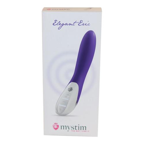 Mystim - Elegant Eric Vibrator Purple
