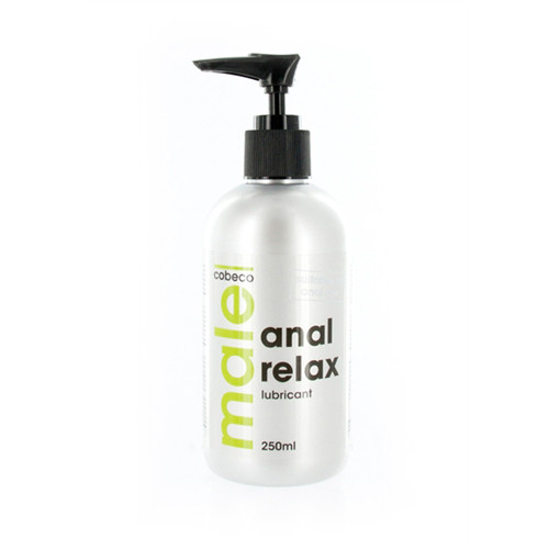 MALE - Anal Relax Lubricant (250ml)