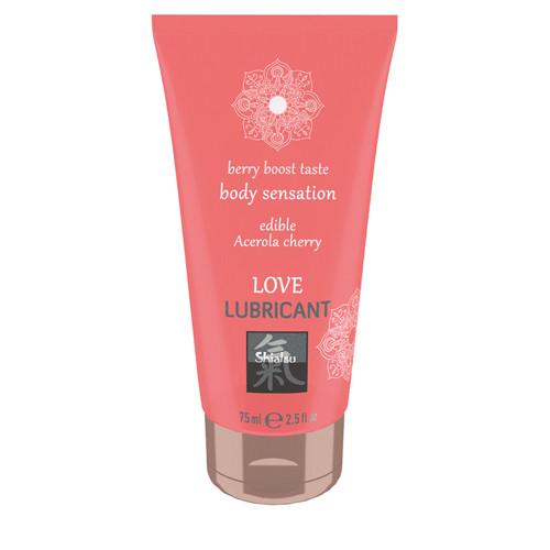 Love Lubricant edible - Acerola Cherry