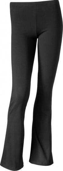 Jazz Pants Ladies Black Size L